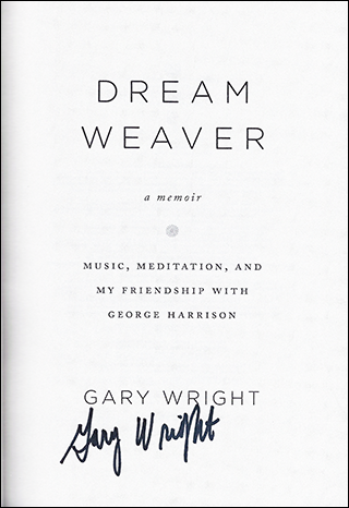 Gary Wright Book - Dreamweaver #1b
