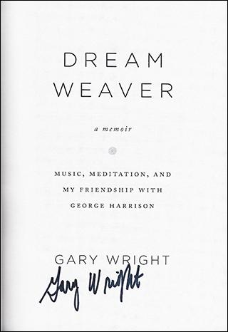 Gary Wright Book - Dreamweaver #1b