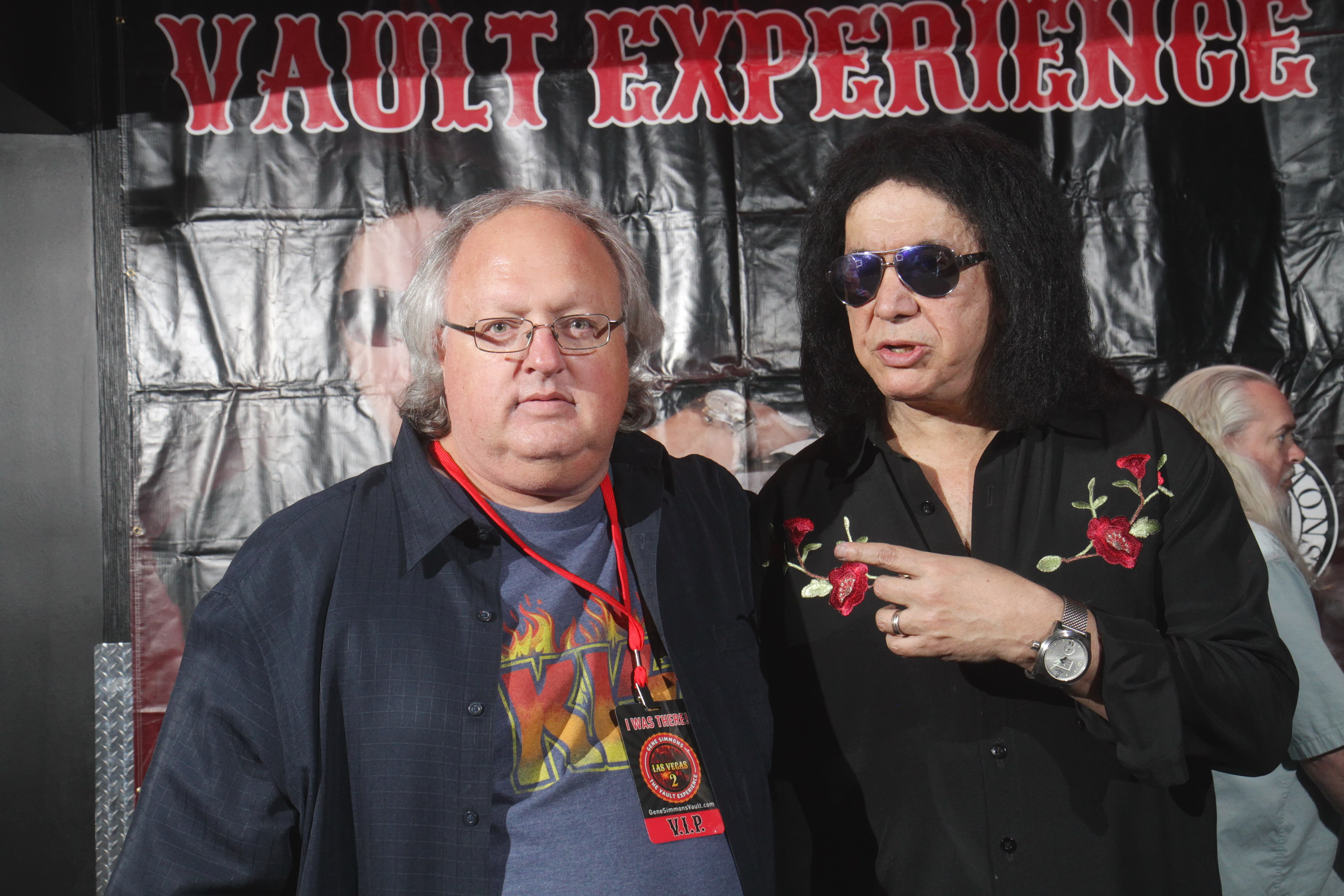 Celebrity Encounters Rockandrollcollection
