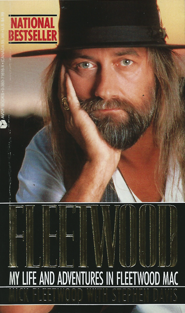 Mick Fleetwood Book - My Life and Adventures #1a