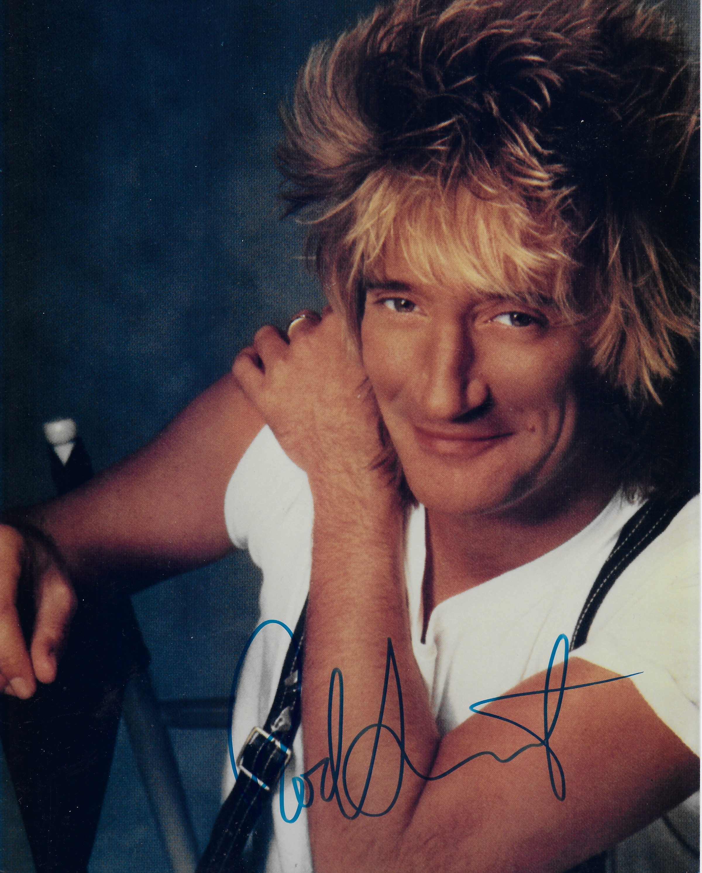 Tour Books - Rod Stewart World Tour 1983-84