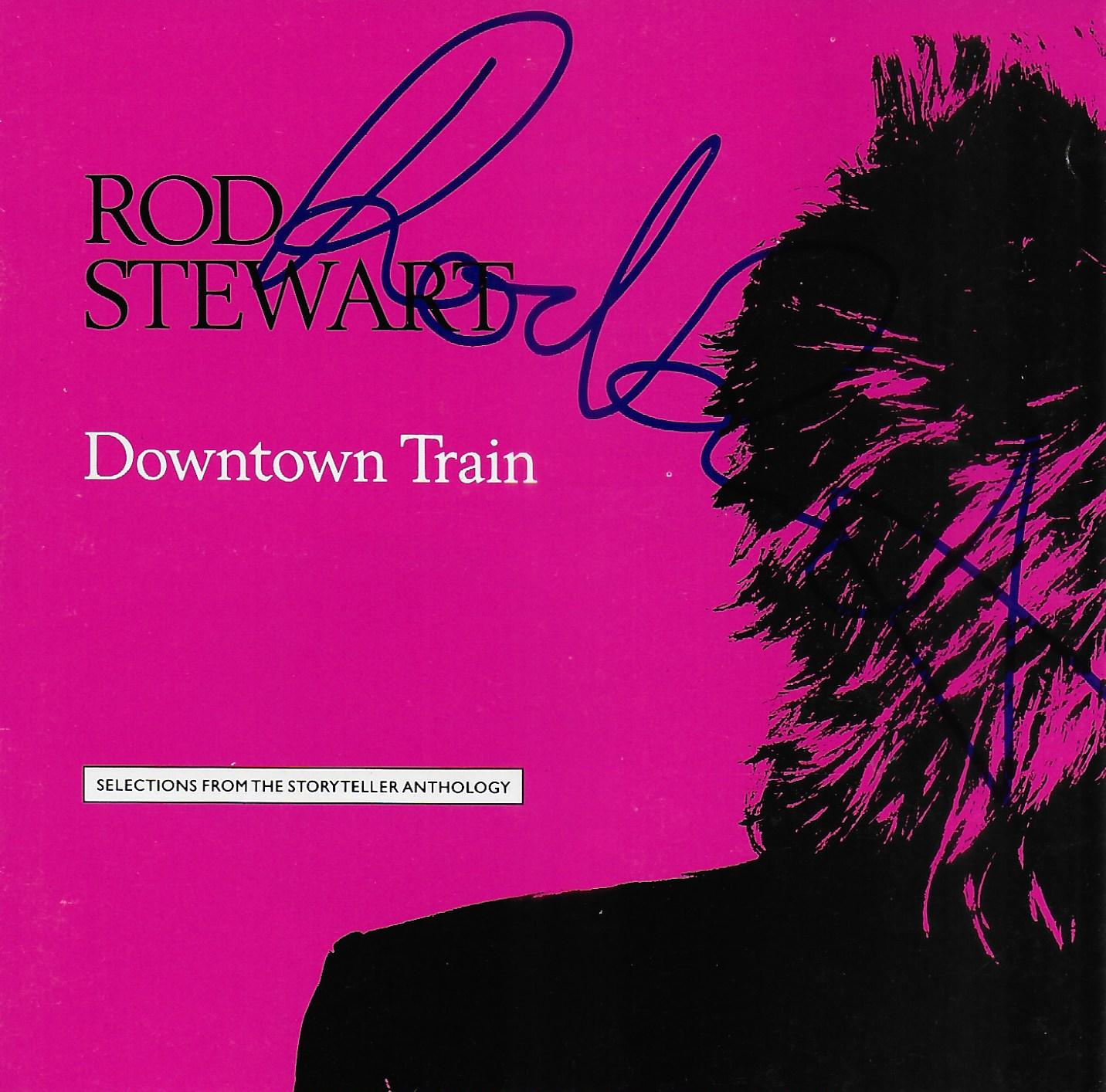 Tour Books - Rod Stewart World Tour 1983-84
