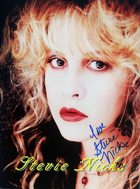 Stevie Nicks Photo #1