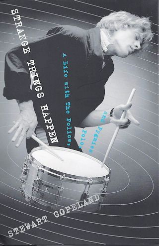 Stewart Copeland Book - Strange Things Happen #1a
