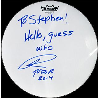 Todd Rundgren - Drumhead #1