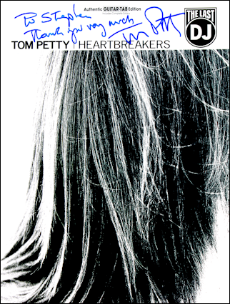 Tom Petty - The Last DJ Songbook