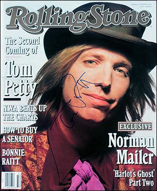 Tom Petty - Rolling Stone #2