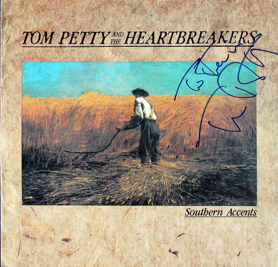 Tom Petty LP - Southern Accents