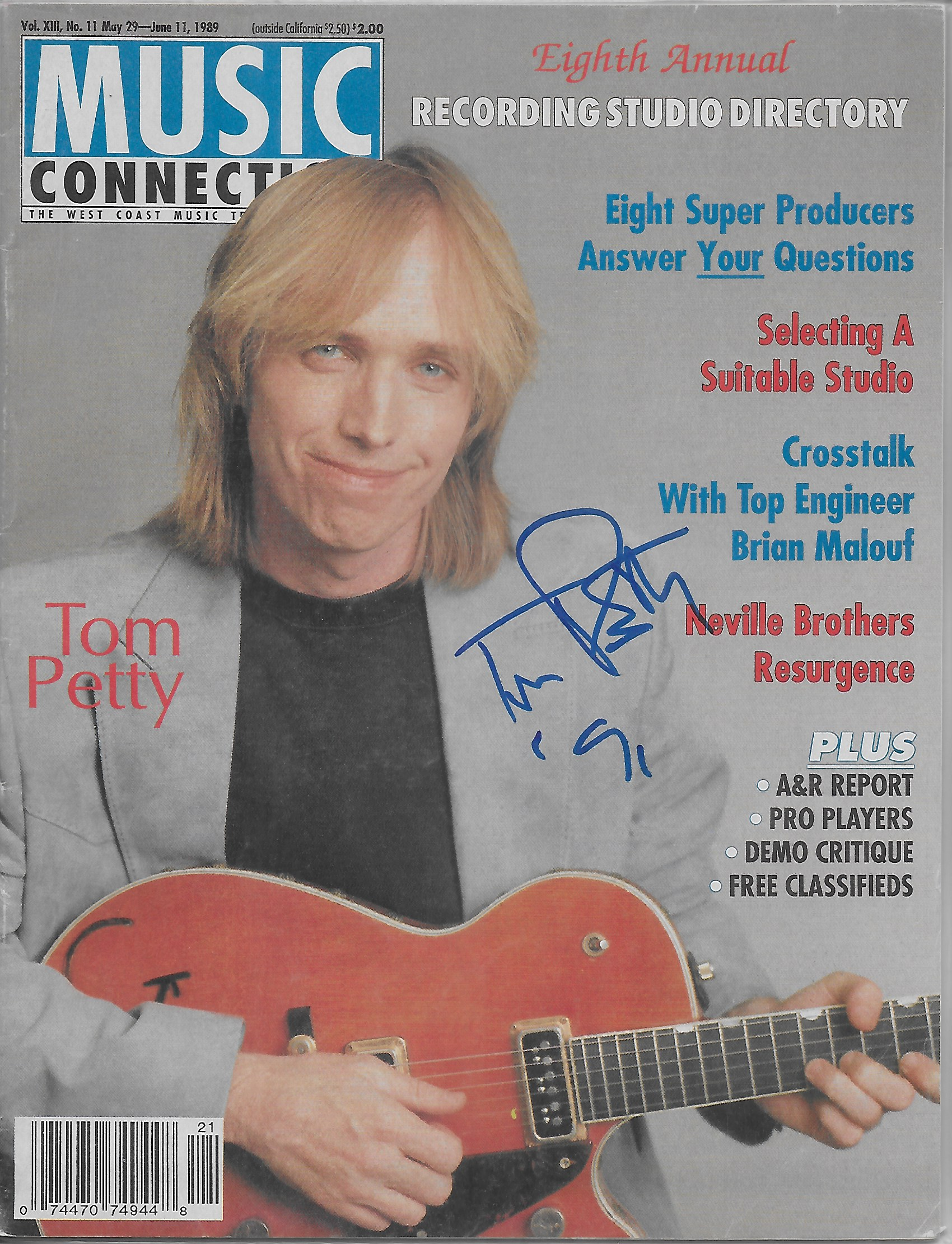 Tom Petty Photo #3
