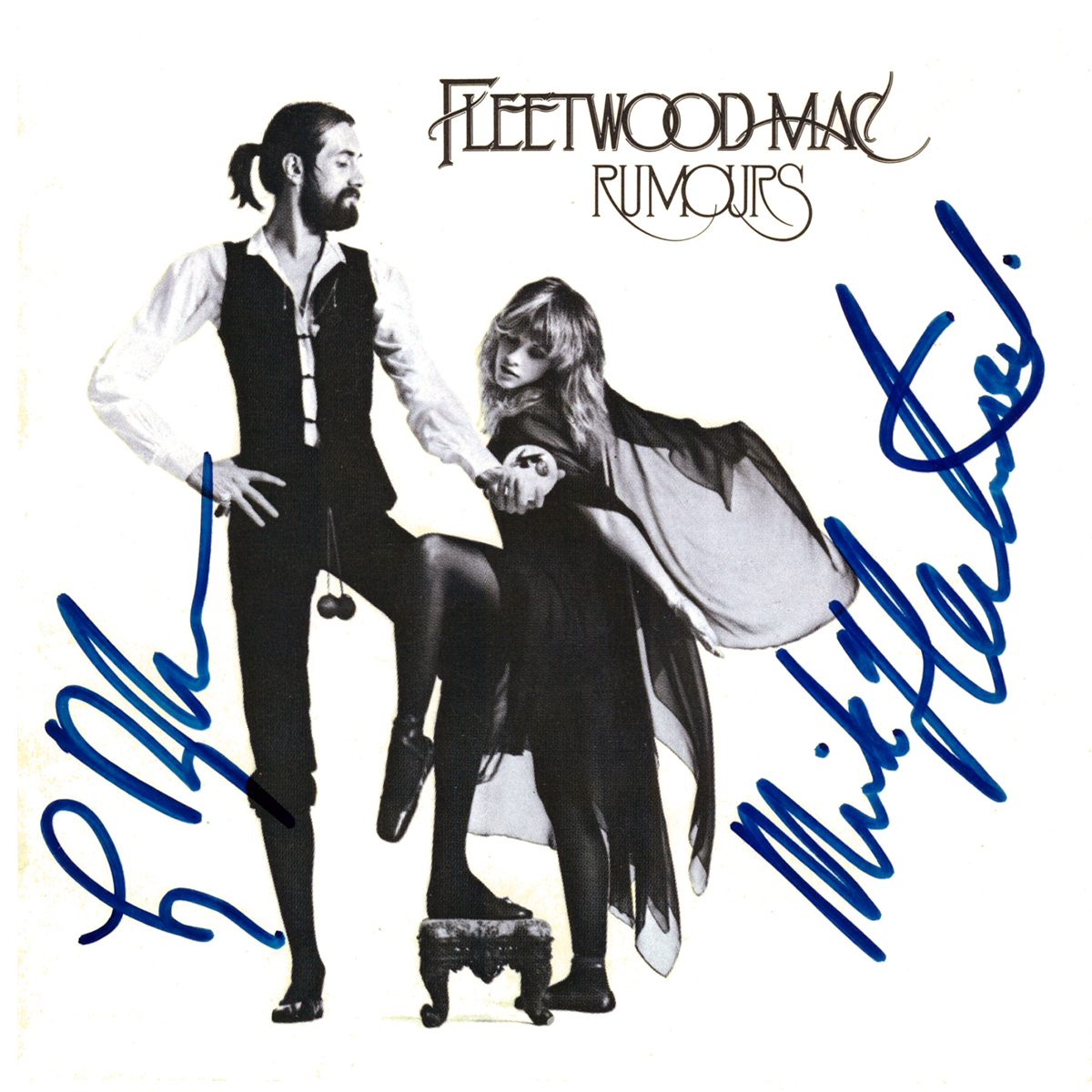 CD Cover - Fleetwood Mac - Rumors #1