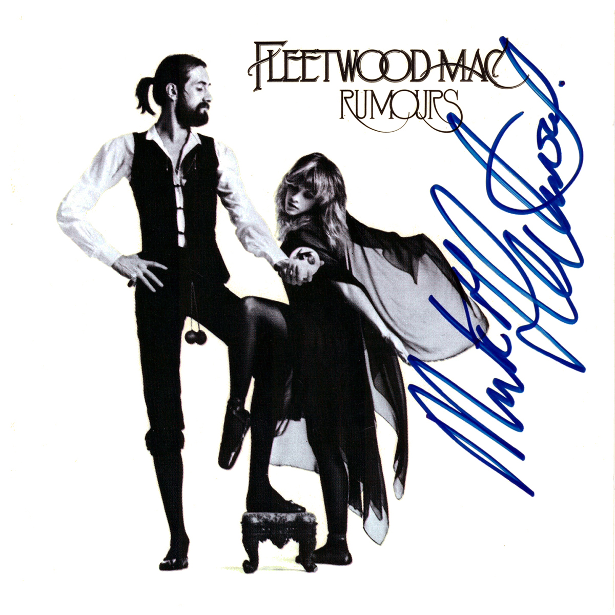 CD Cover - Fleetwood Mac - Rumors #2
