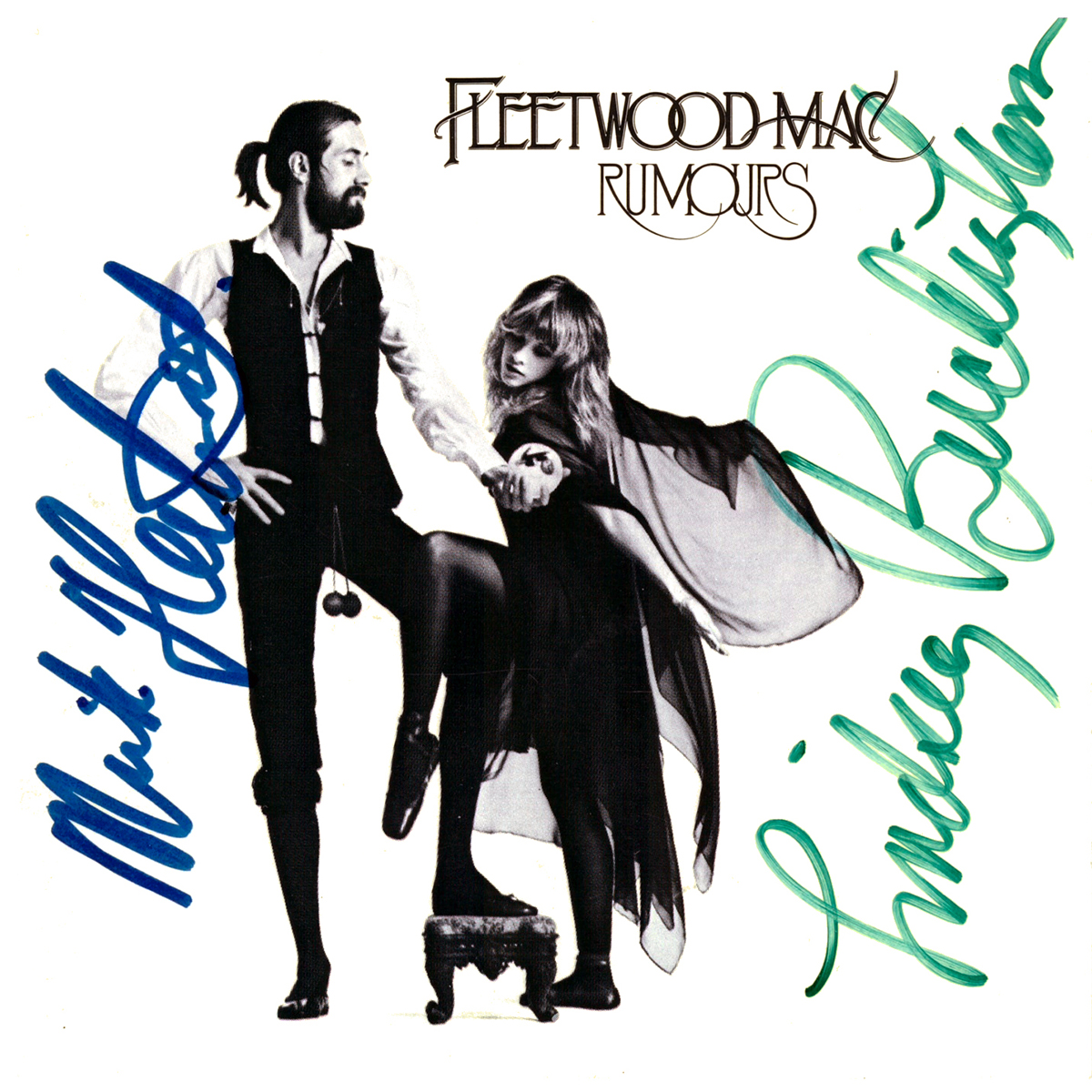 CD Cover - Fleetwood Mac - Rumors #3