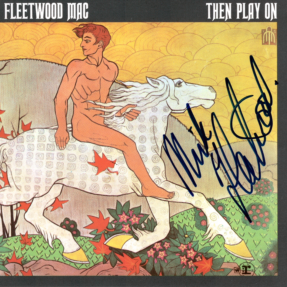 CD Cover - Fleetwood Mac - Then Play On
