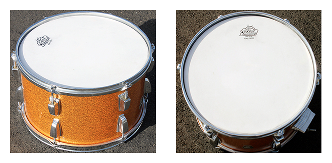 Cheap Trick Drums