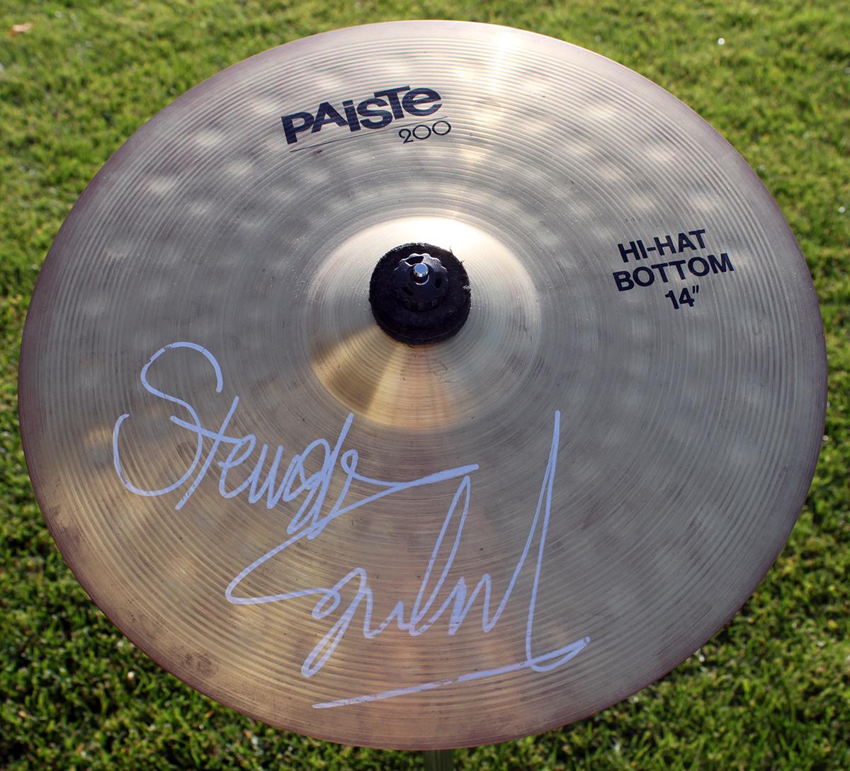 Cymbal - Stewart Copeland