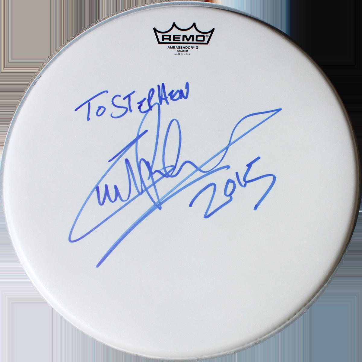 Carl Palmer - Drumhead #1