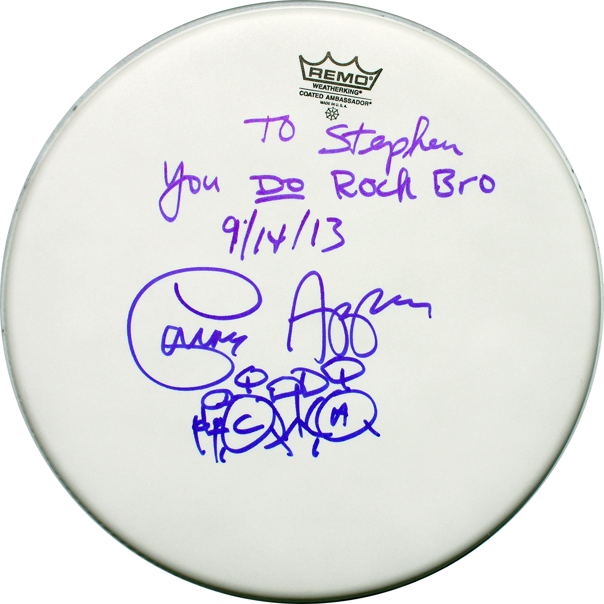 Drumhead - Carmine Appice