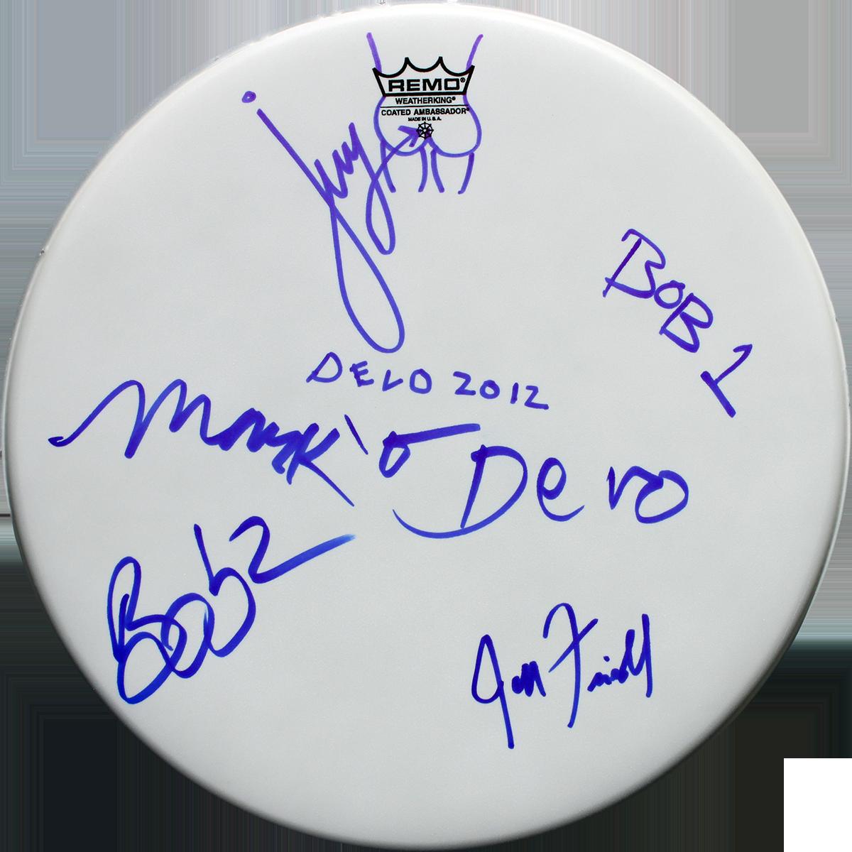 Devo - Drumhead