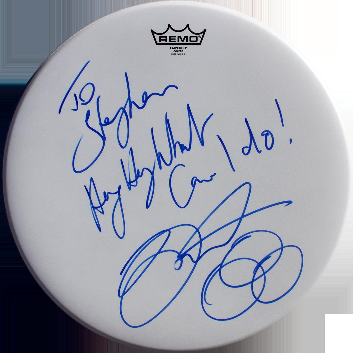 Jason Bonham - Drumhead #7