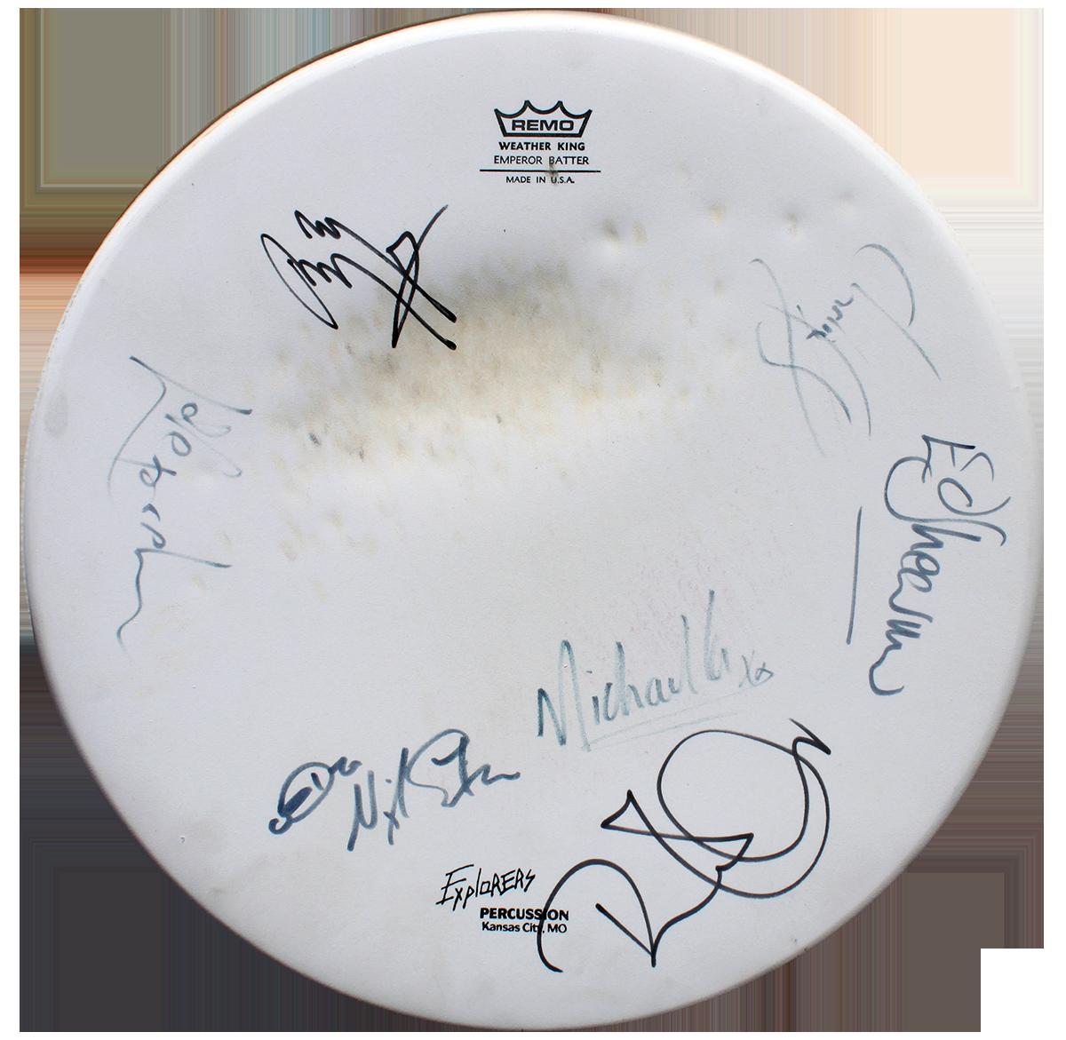 Led Zeppelin - Drumhead
