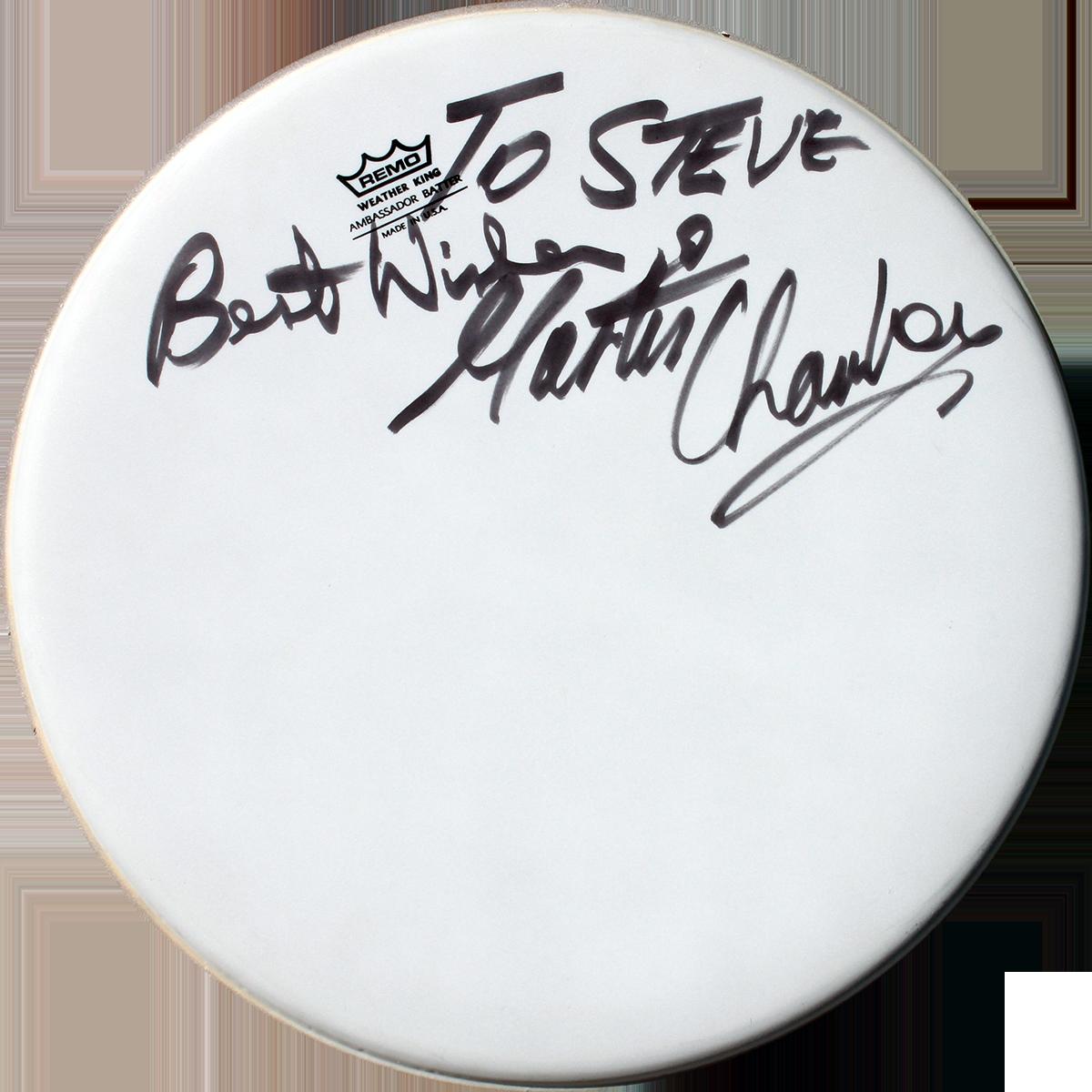 Drumhead - Martin Chambers