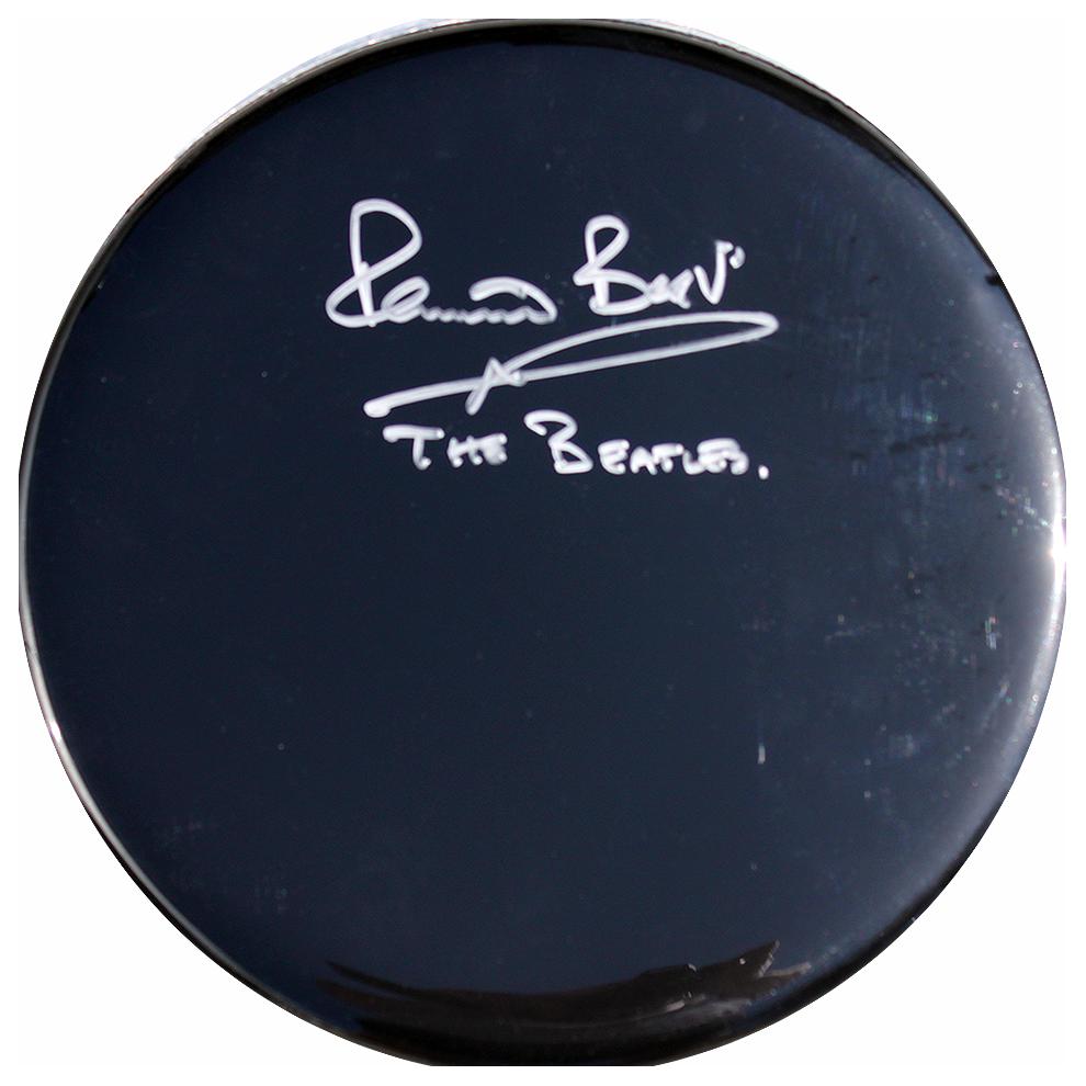 Drumhead - Pete Best