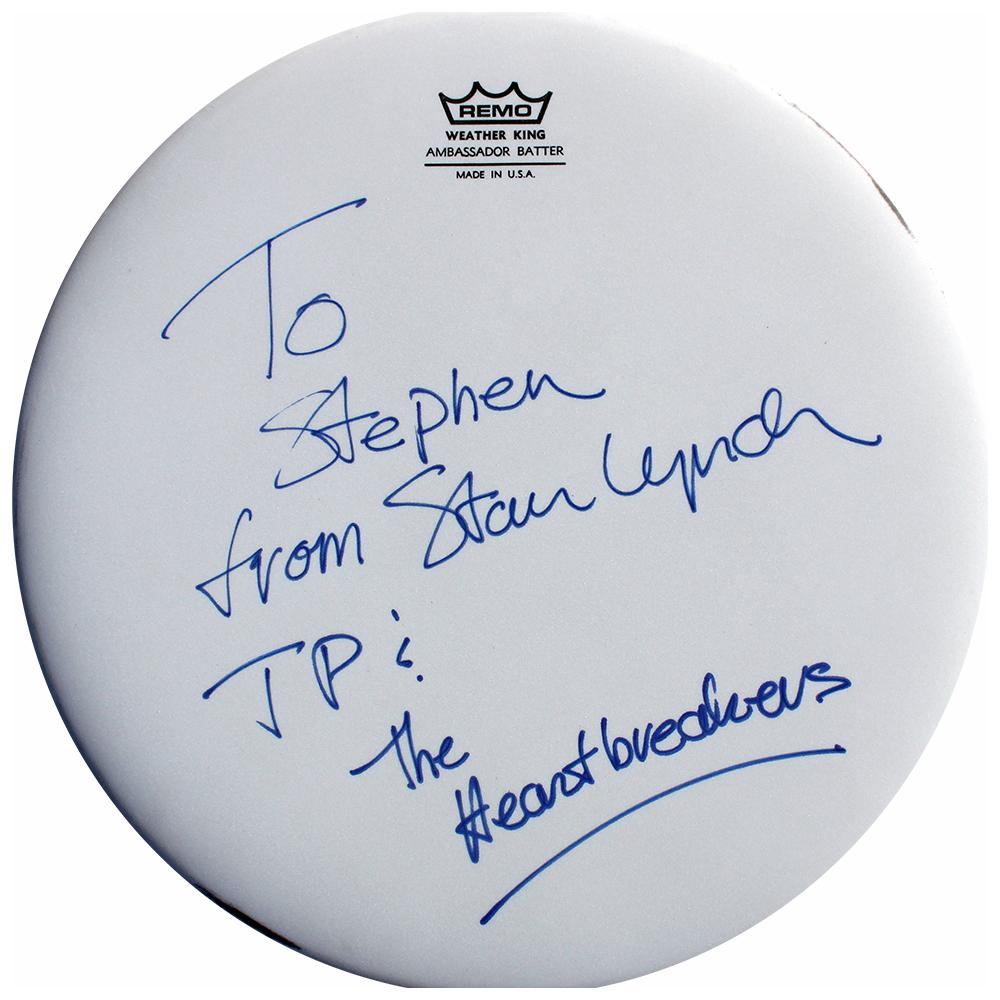 Stan Lynch - Drumhead #1