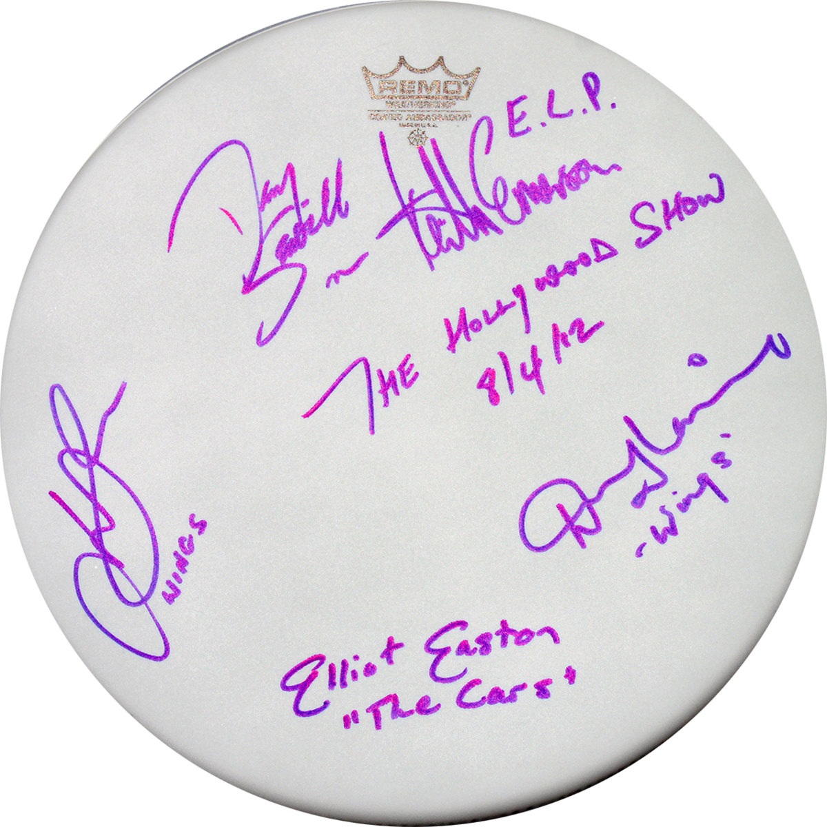 Drumhead - The Hollywood Show