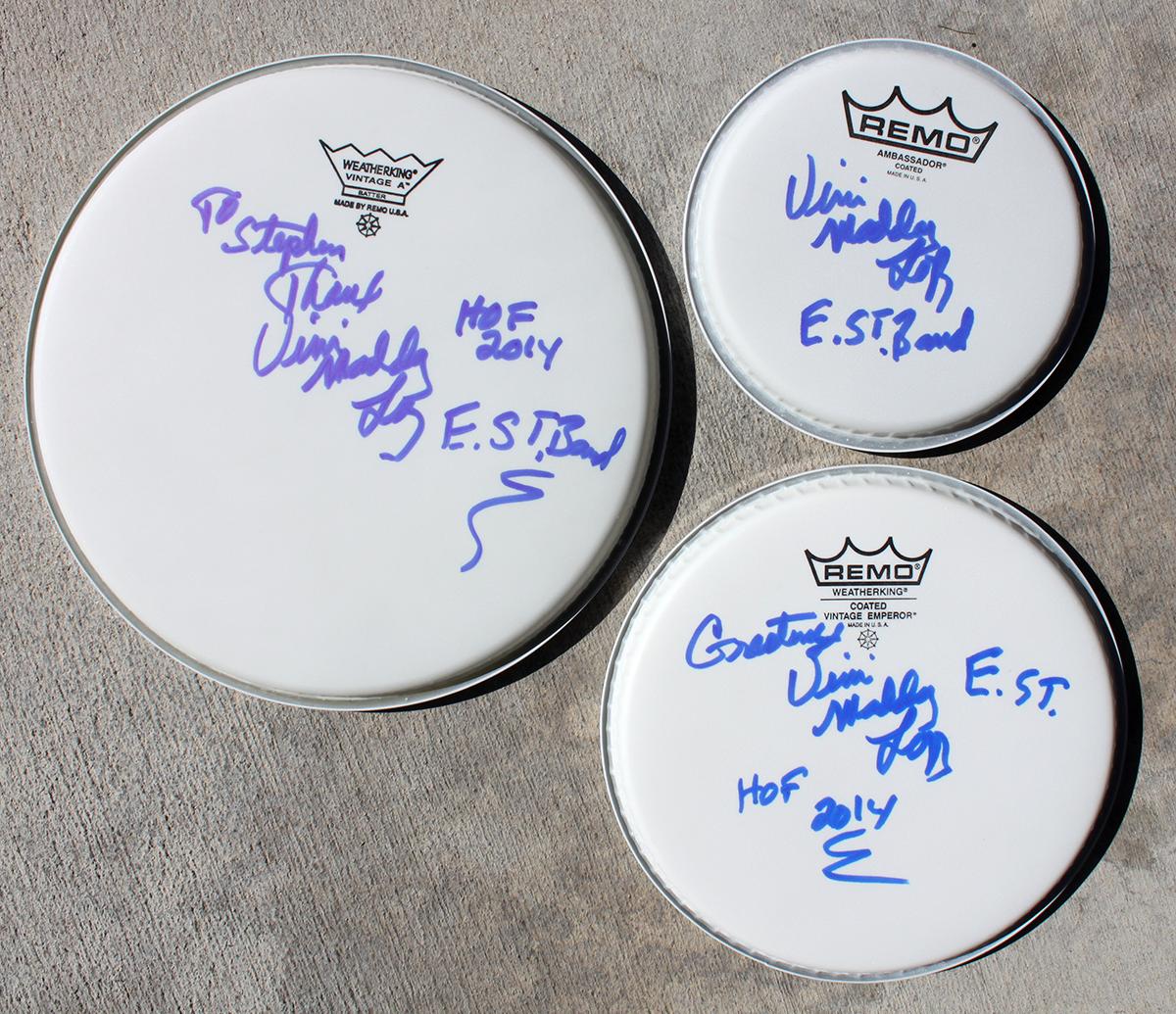 Vini Lopez - Drumheads #2