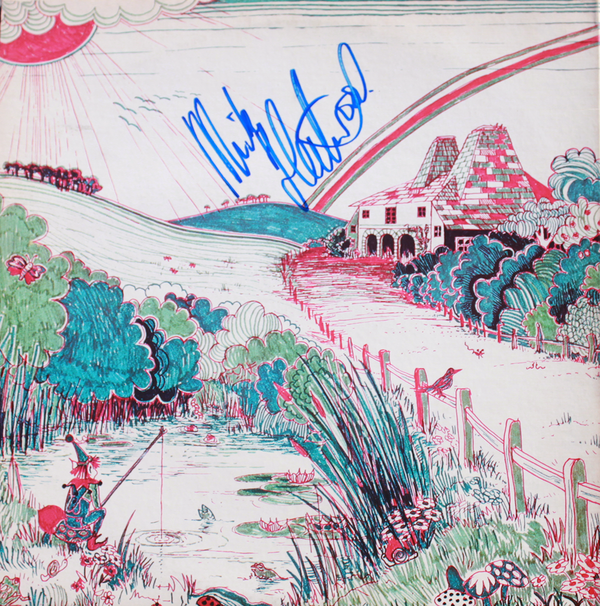 Kiln House LP #1