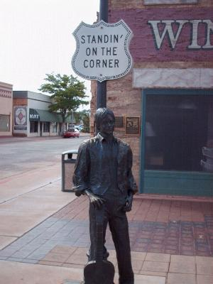 Corner Winslow Arizona #1