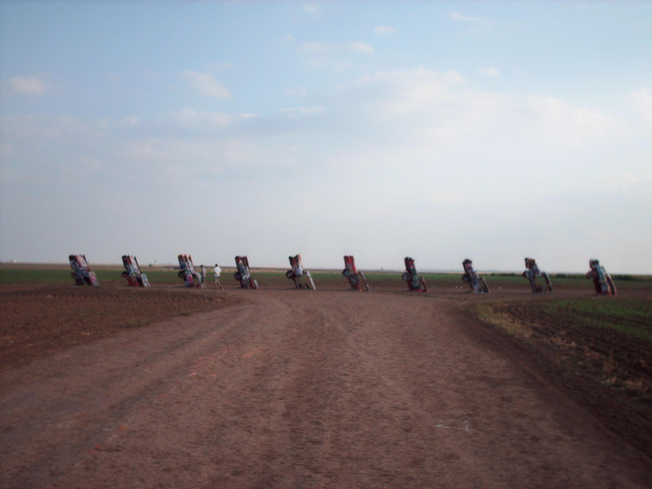 Cadillac Ranch #1
