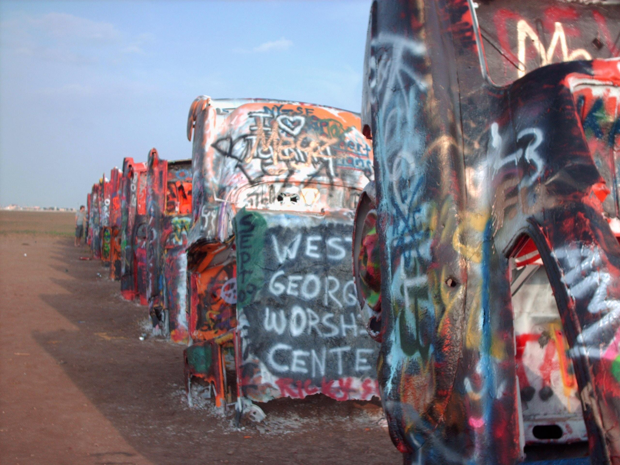Cadillac Ranch #3