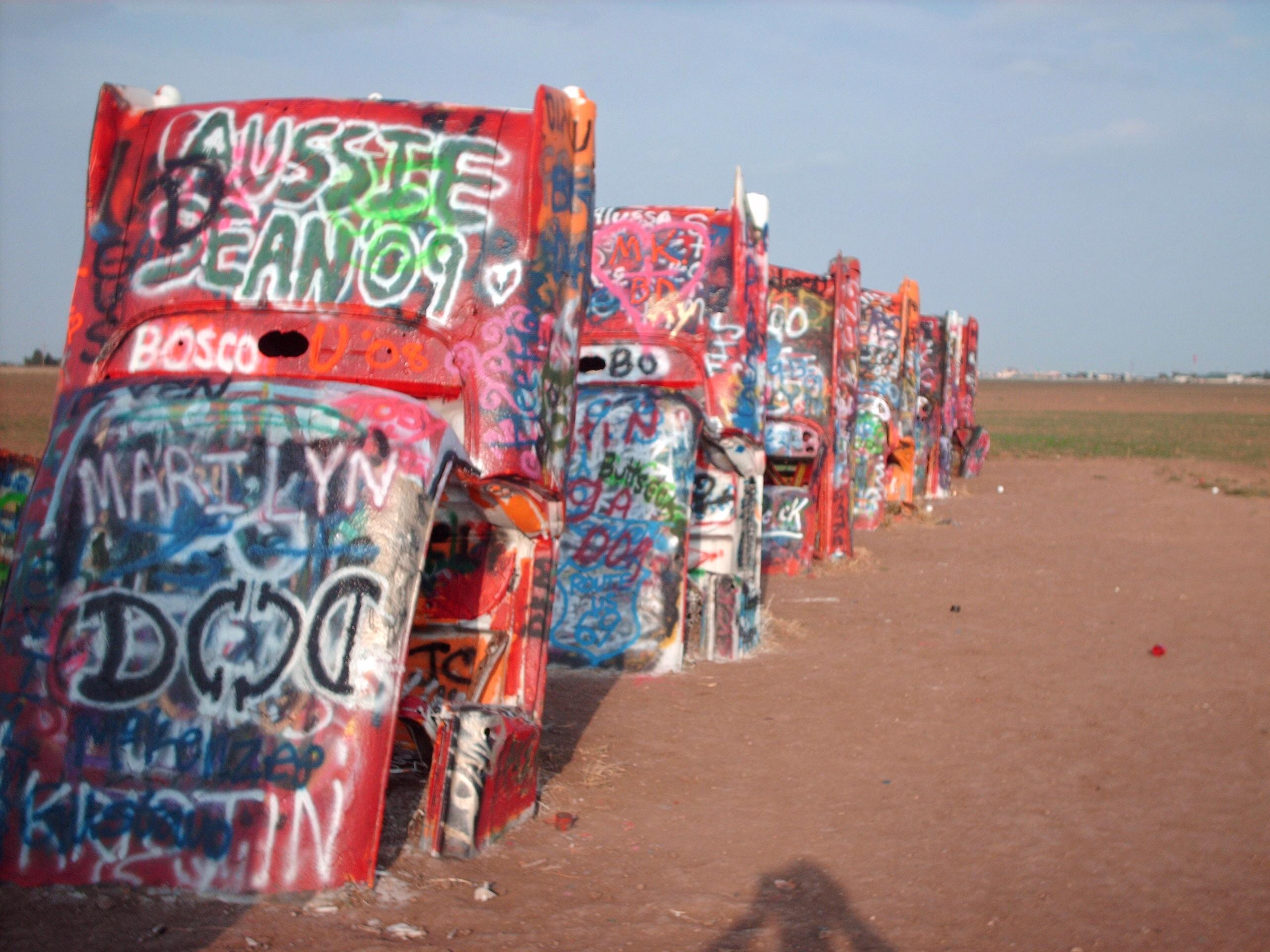 Cadillac Ranch #5