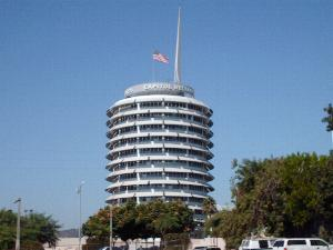 Capitol Records Building #1