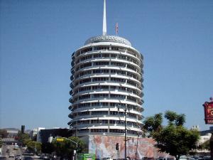 Capitol Records Building #2