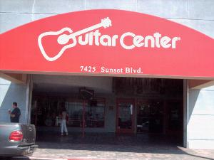 The Guitar Center