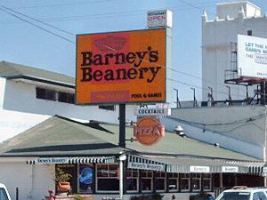 Barney's Beanery #1