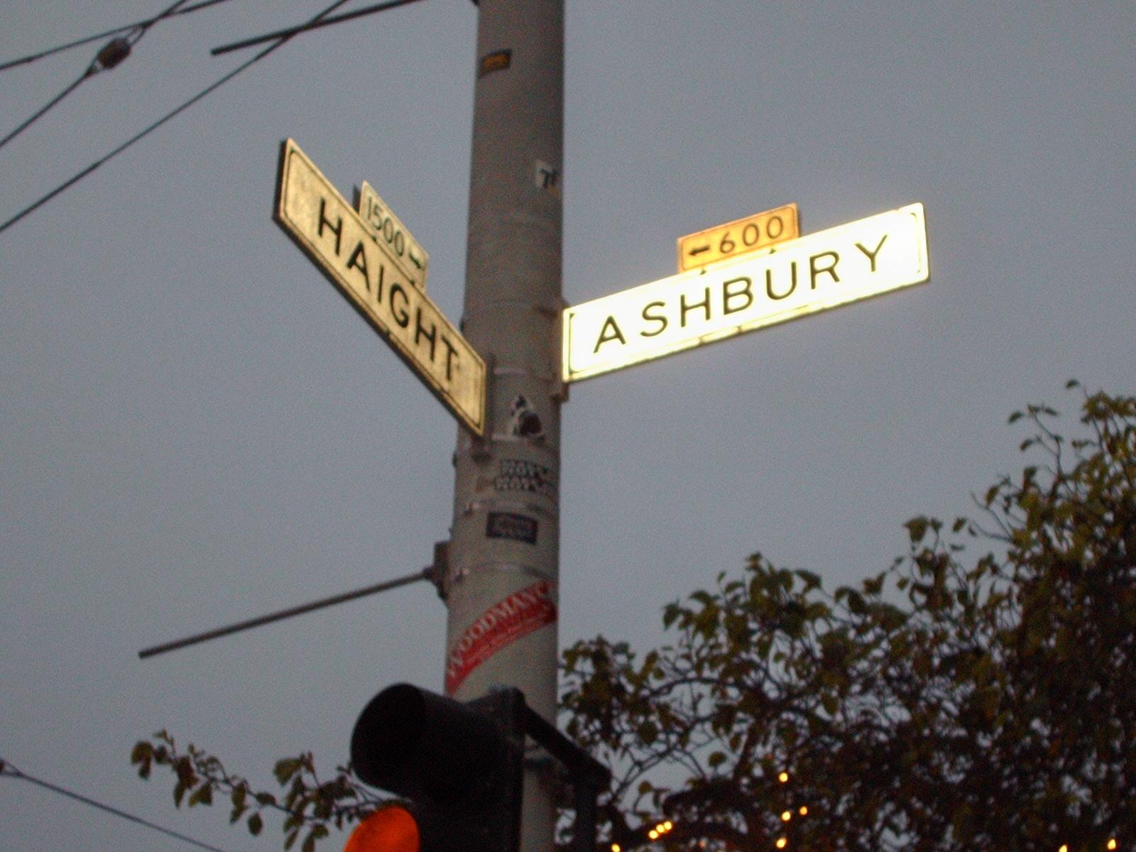 Height Ashbury #1
