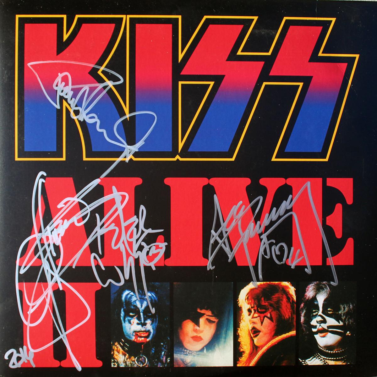KISS - KISS Alive II
