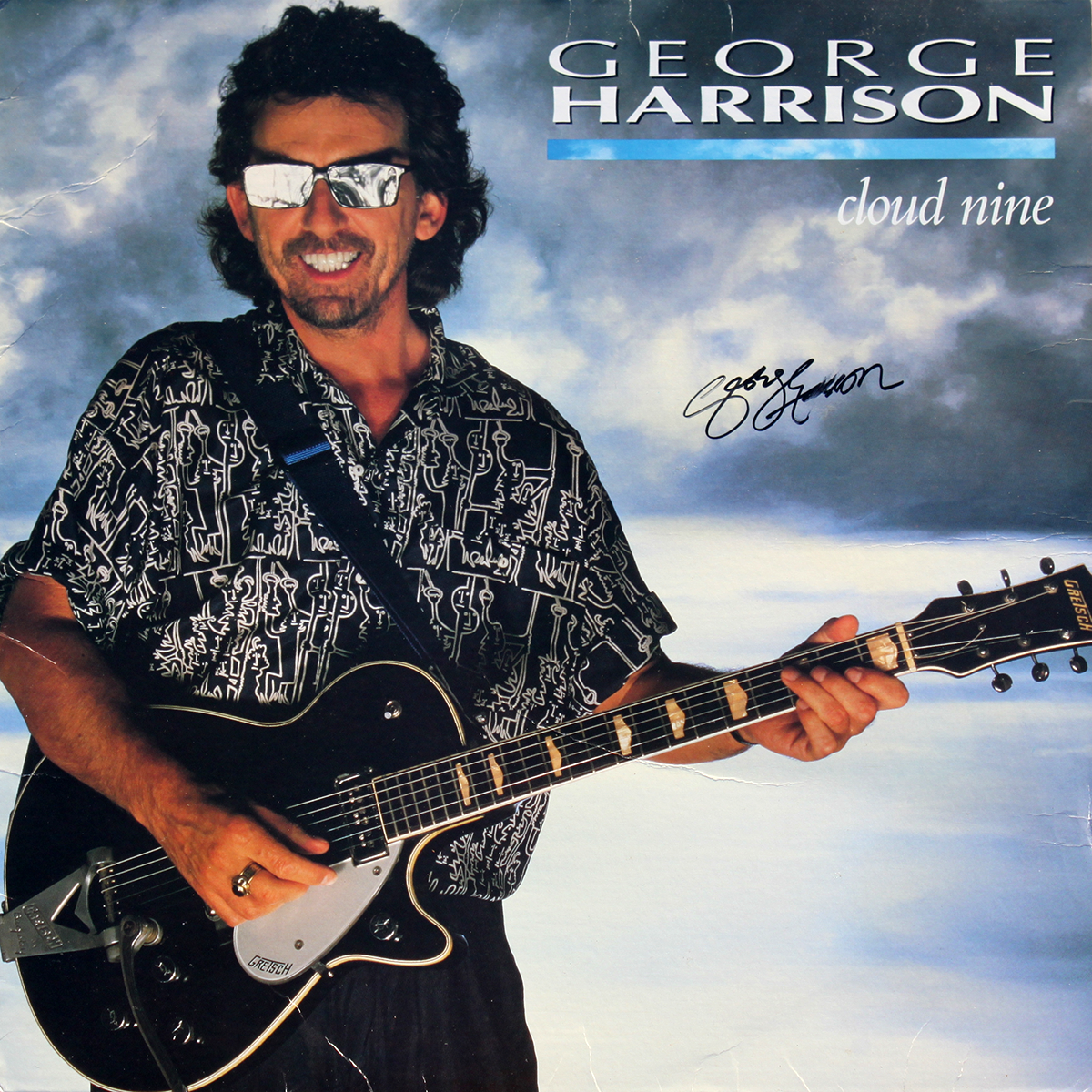 LP - George Harrison - Cloud Nine