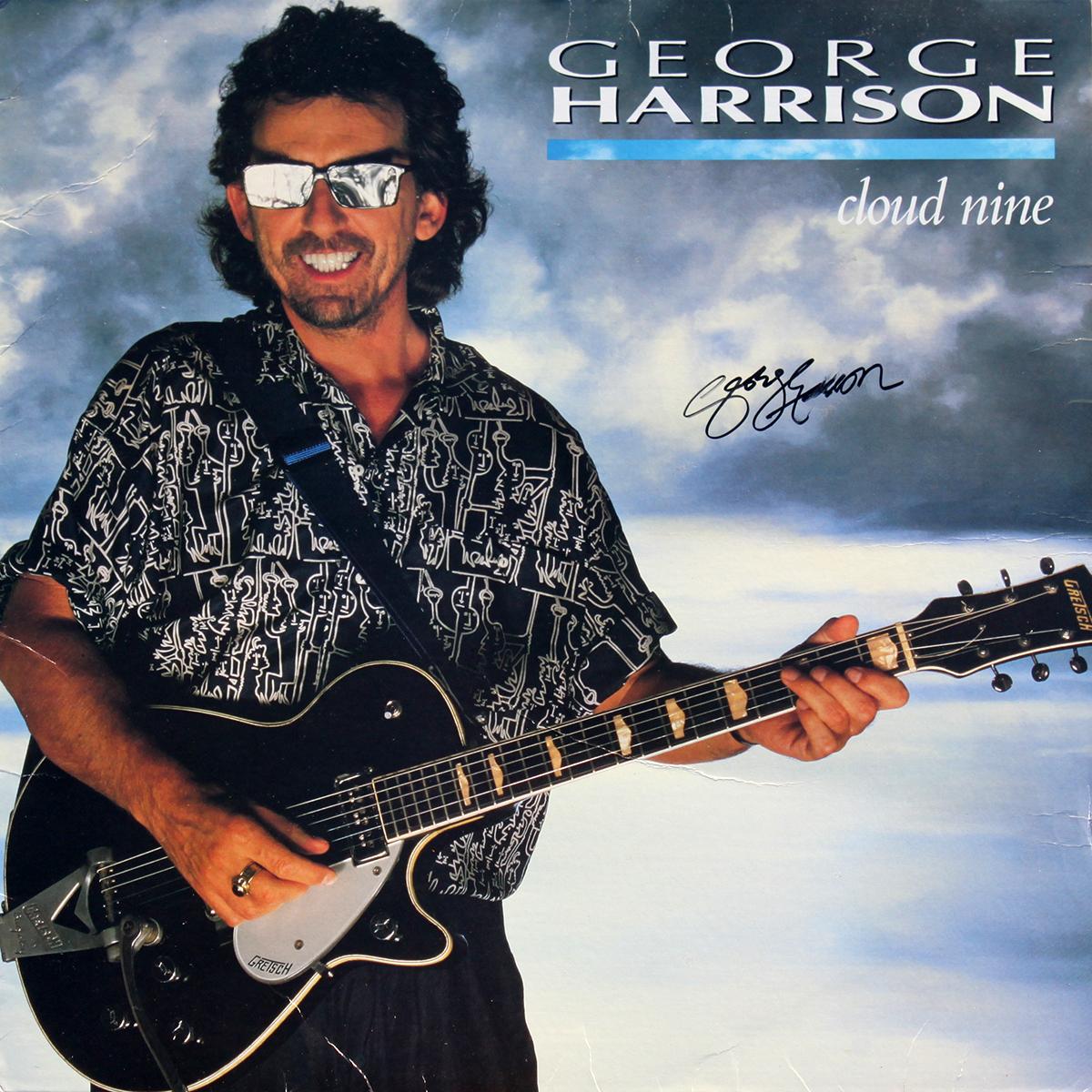 LP - George Harrison - Cloud Nine