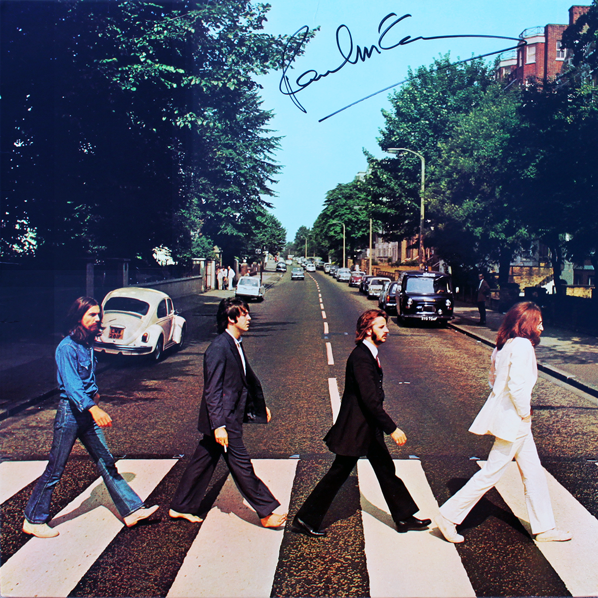 LP - Abbey Road - Paul McCartney