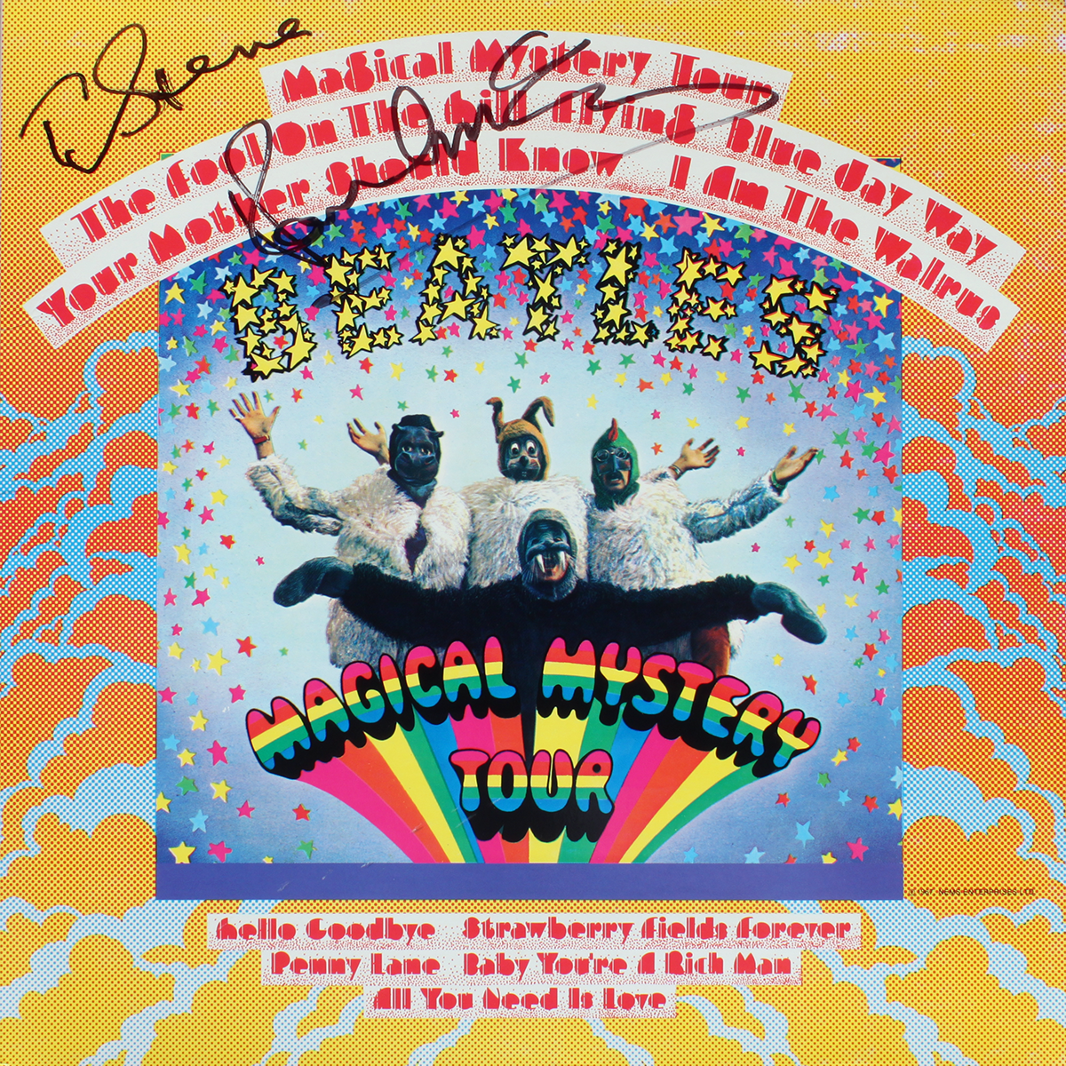 LP Magical Mystery Tour - Paul McCartney