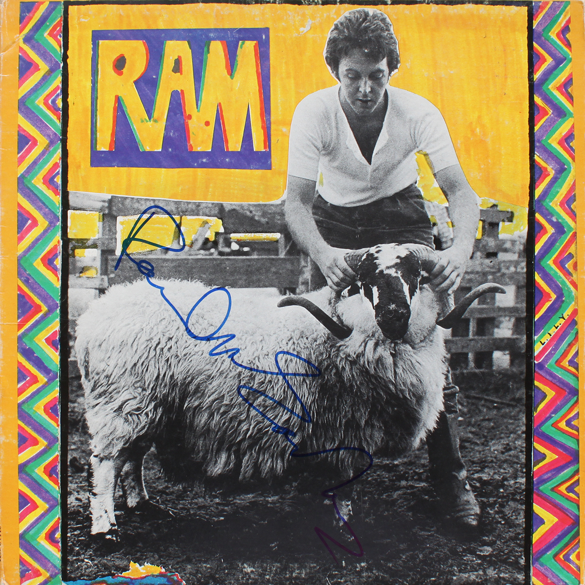 LP - Paul McCartney - Ram