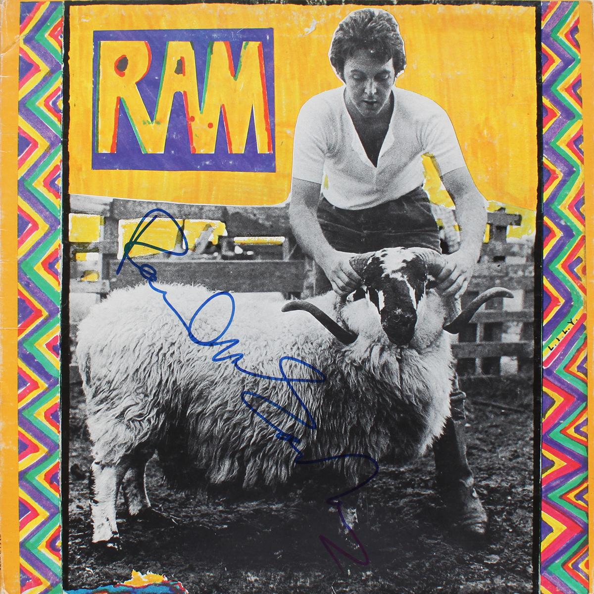 LP - Paul McCartney - Ram