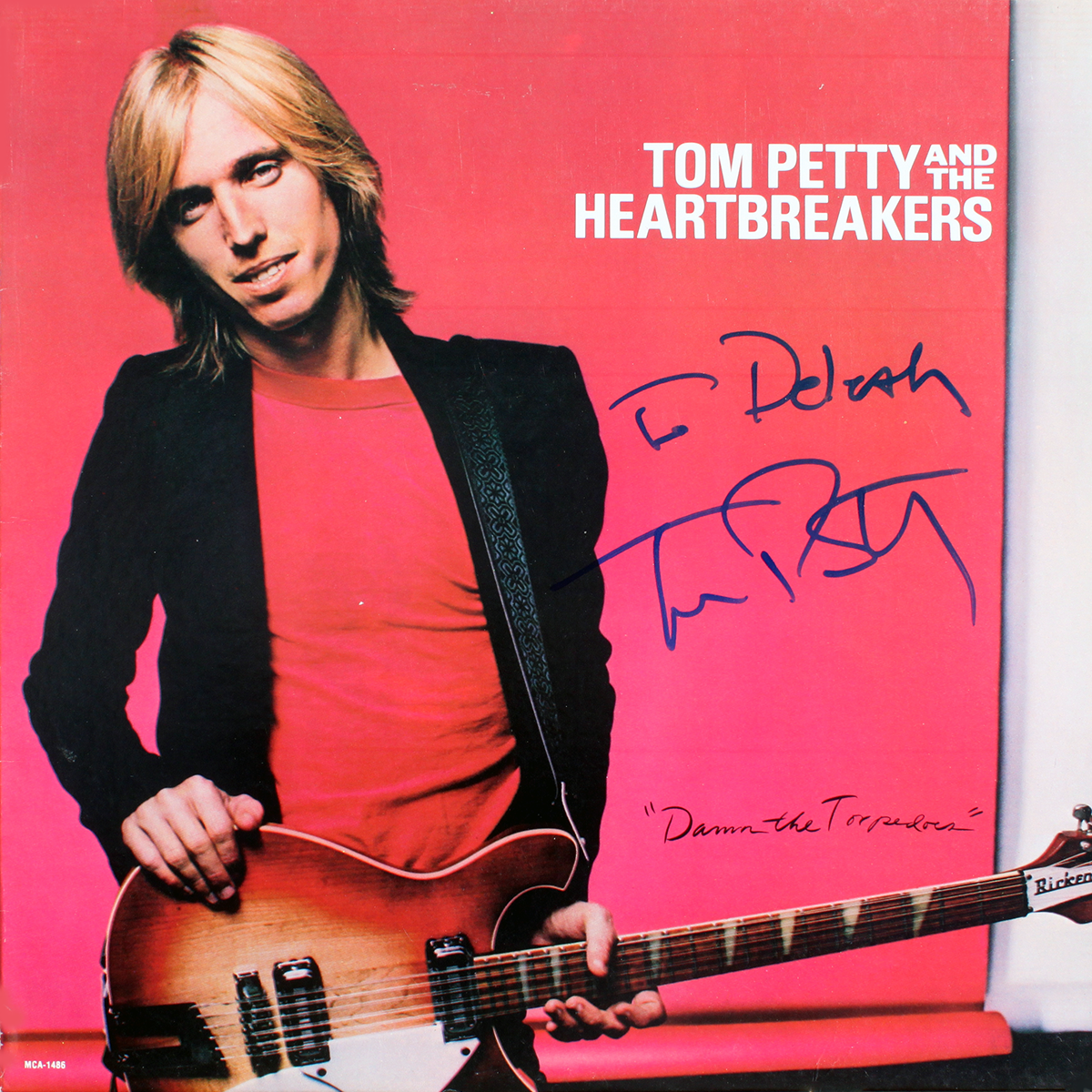 Tom Petty LP - Damn the Torpedos #2