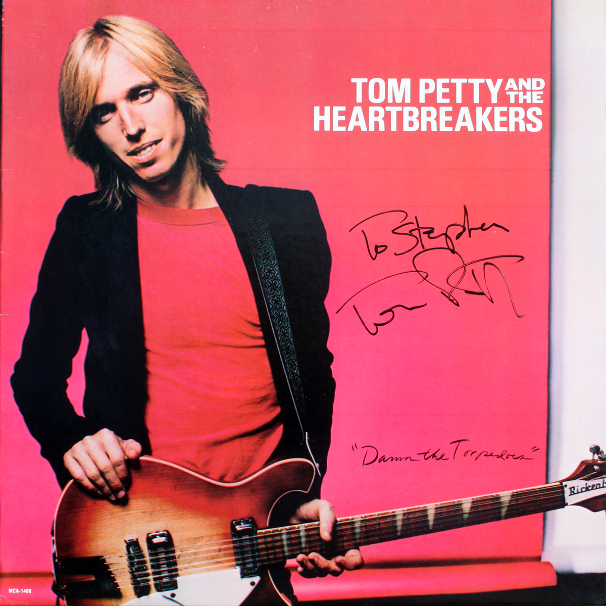 Tom Petty LP - Damn the Torpedos #3