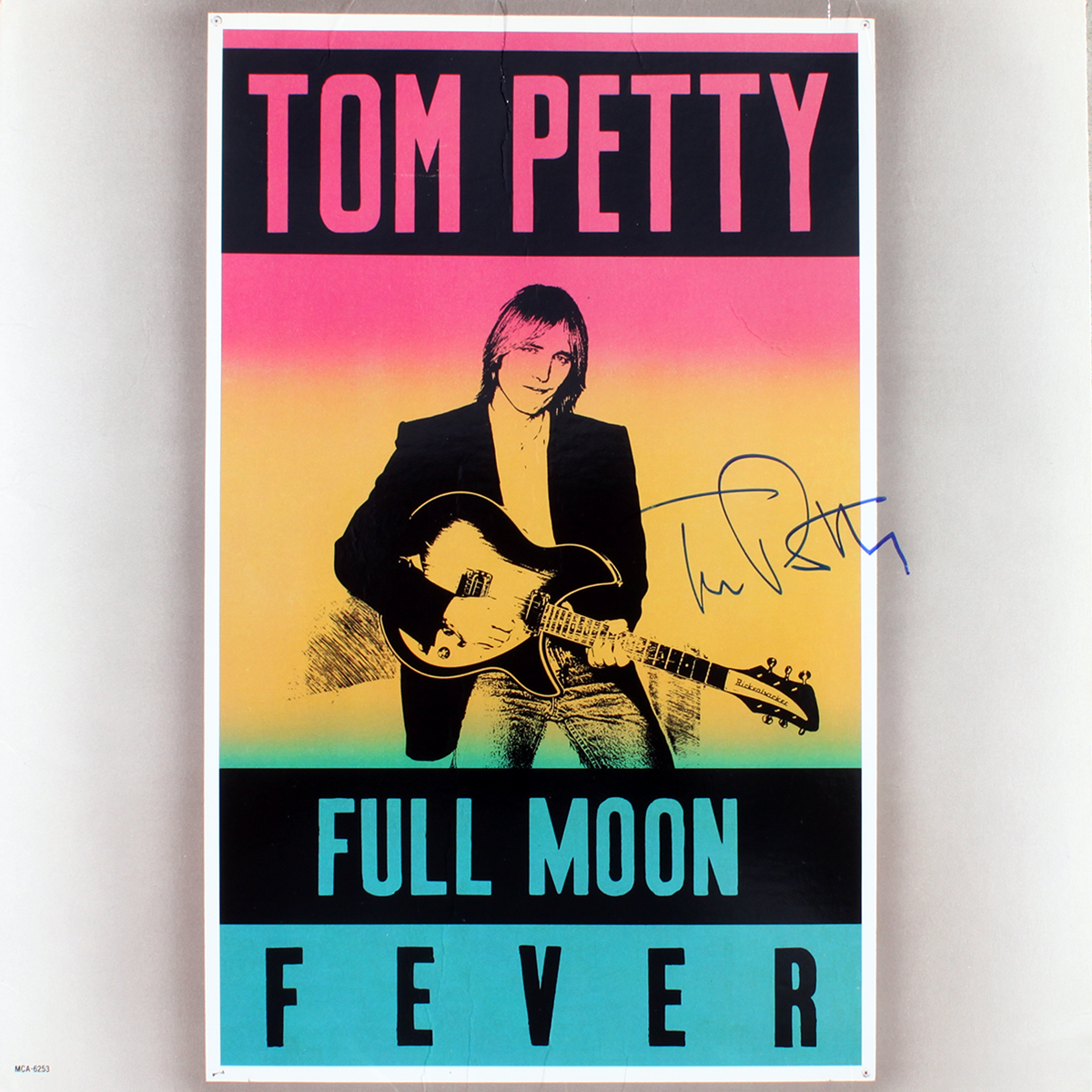 Tom Petty - Full Moon Fever LP #1