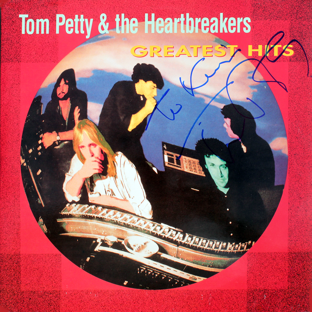 Tom Petty LP -Greatest Hits #1